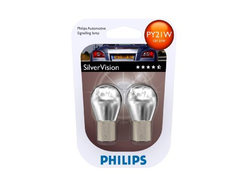 philips silver vision py21w im test autolampen test. Black Bedroom Furniture Sets. Home Design Ideas